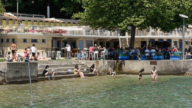 C'est la troisième fois que le restaurant de la plage change de main, en l'espace de cinq ans.