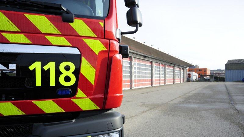 Les pompiers alertés pour un début d'incendie dans une cuisine du chemin d'Eysins