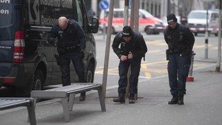 Zurich: deux morts après des coups de feu près de la gare