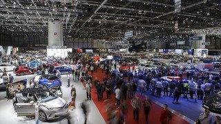 Genève: 700'000 visiteurs et 180 constructeurs attendus au Salon de l'Auto