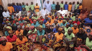 Nigeria: 76 écolières enlevées lundi par Boko Haram retrouvées deux jours plus tard