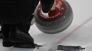 LIVE - JO 2018: un membre de l'équipe russe de curling contrôlé positif au meldonium