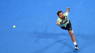 Tennis: pas de finale pour Stan Wawrinka au tournoi de Sofia