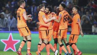 Ligue des champions: Liverpool inflige une correction (5-0) à Porto