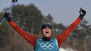 JO 2018: Ski nordique - Cologna puissance quatre!