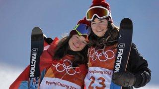 JO 2018 - Ski slopestyle: doublé historique suisse romand