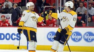 NHL: Roman Josi en grande forme