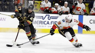 NHL: Luca Sbisa s'est illustré lors de son dernier match