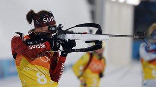 LIVE JO 2018 - biathlon: La Suisse 6e au 4x6 km dames, la Biélorussie en or