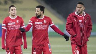 Football: Sion s'incline 1-0 face à Young Boys lors de la 23e journée de Super League