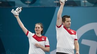 Dans l'épreuve mixte, la Suisse se pare d'argent