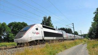 La liaison TGV Paris-Lausanne via Vallorbe sera maintenue
