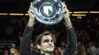 Un 97e titre et un trône pour Roger Federer