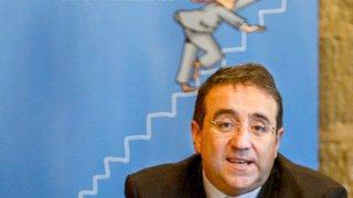 Pascal Broulis, l'impôt brumeux