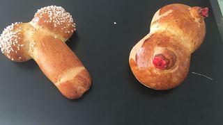 """Morges: des pains au sucre en forme de seins et phallus aux """"Délices du Château"""""""
