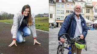 Lea Sprunger est la Personnalité La Côte 2017, prix pour Jacques Dubochet