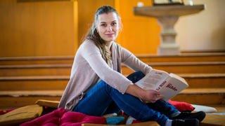 """Noémie Steffen: """"La foi est au coeur de mon ministère"""""""
