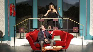 Coppet: Tonya Kinzinger monte sur les planches du Théâtre de Terre-Sainte