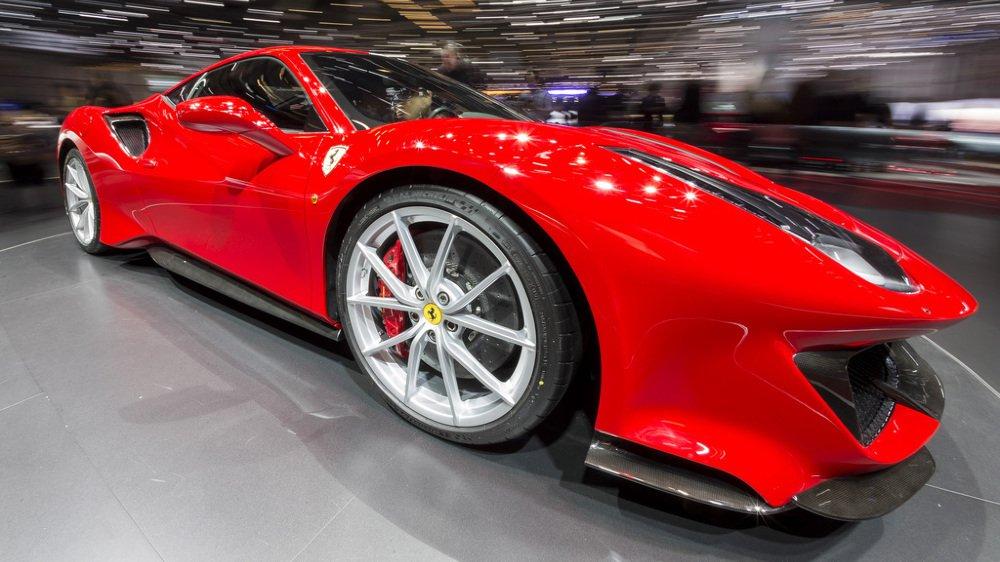 Salon de l 39 auto 2018 les plus belles voitures en images - Images de belles voitures ...