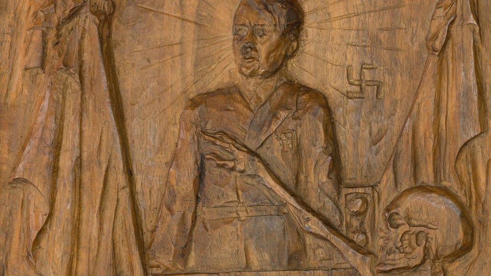 Cette œuvre atteste des craintes de son auteur dans une année 1942 encore largement dominée par les victoires des armées du Reich.