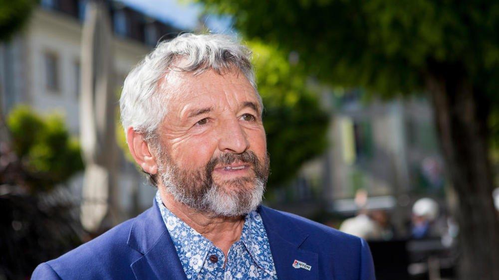 Daniel Rossellat se dit préoccupé par l'annonce de centralisation d'Agroscope à Posieux.