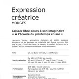 Expression créatrice