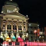 La patinoire de la Place fédérale