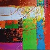 Exposition de peintures d'Adélia Clavien