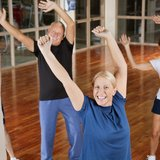 Cours de cardio danse, style Zumba