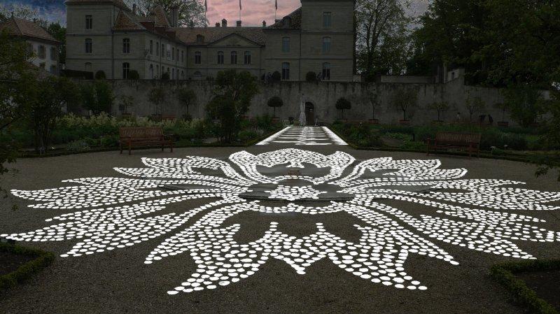 Prangins: des bougies par milliers pour les 20 ans du musée