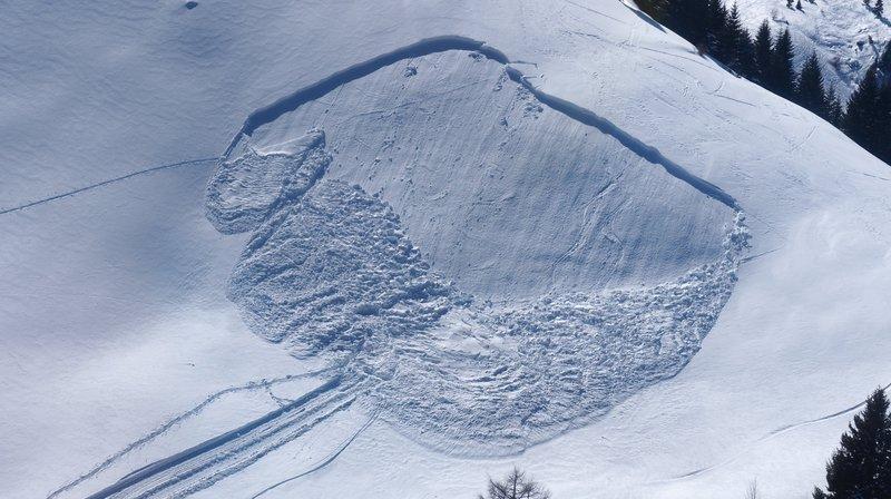Un randonneur genevois perd la vie dans une avalanche à Torgon (VS)