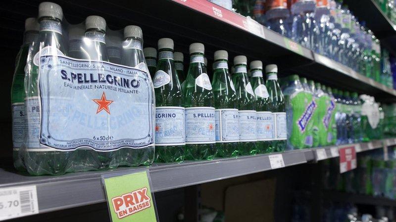 Santé: l'eau en bouteille serait contaminée par de minuscules particules de plastique