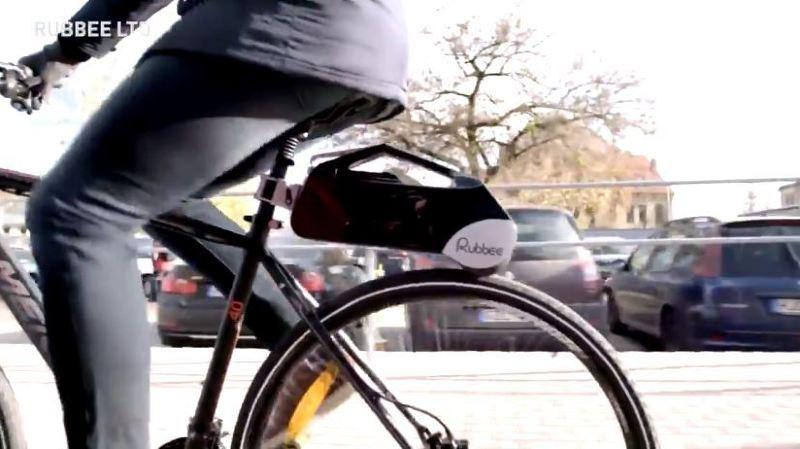 Grâce à cet appareil, n'importe quel vélo peut devenir électrique