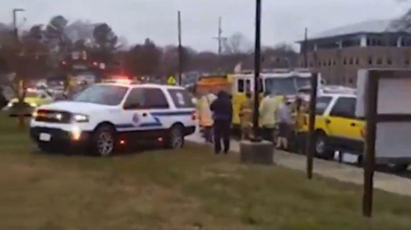Etats-Unis: l'auteur de la fusillade dans un lycée dans le Maryland est décédé après avoir fait 2 blessés graves