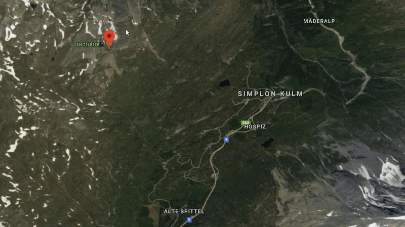 Valais: un Fribourgeois de 26 ans décède dans une avalanche dans la région du Simplon