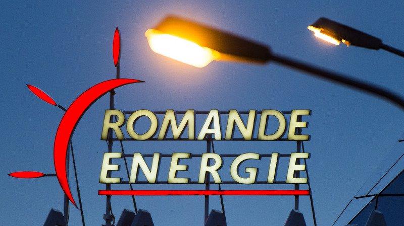 Romande énergie: ventes en baisse mais bénéfice net en hausse de 6,1% en 2017