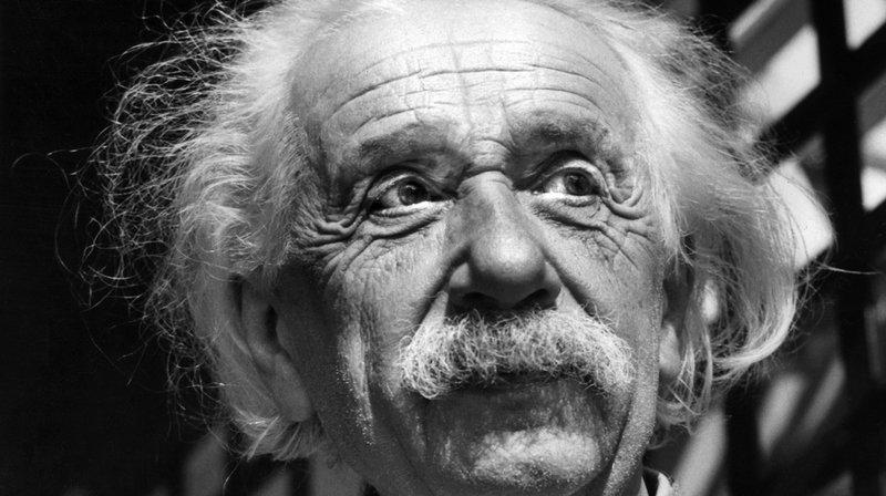 Une lettre d'Einstein vendue plus de 100'000 dollars à Jérusalem
