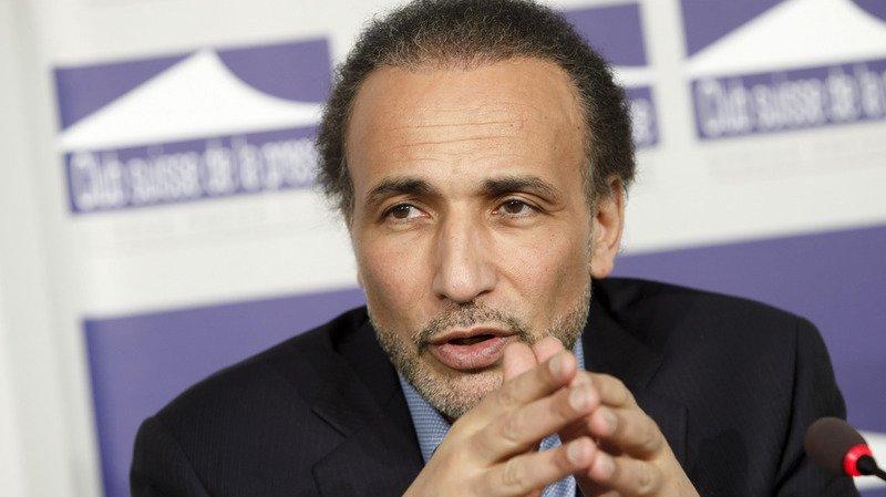 Tariq Ramadan  est incarcéré en France depuis sa mise en examen pour viols en février.