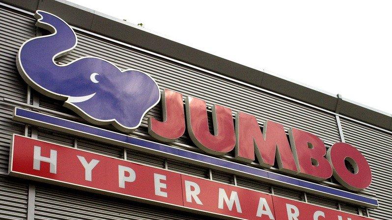 Jumbo rappelle un élagueur dont la lame risque de tomber