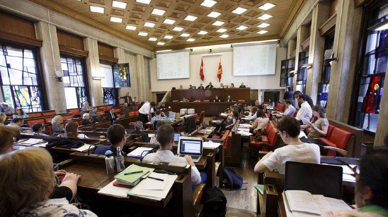 Le PLR et le PS dominent la politique des villes
