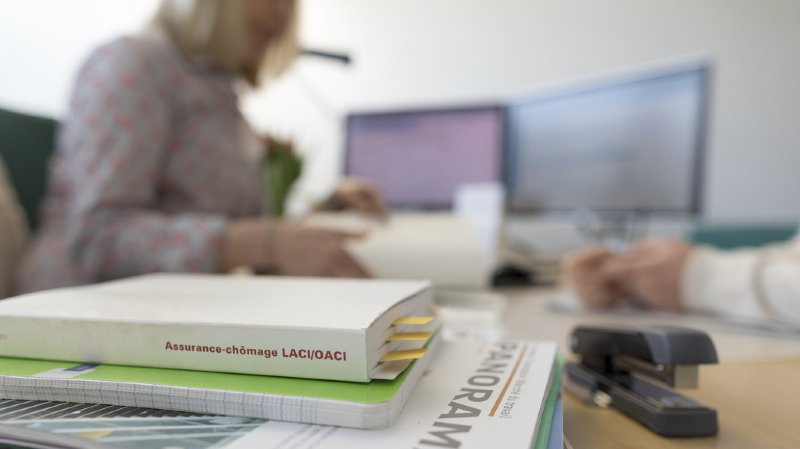 Suisse: le taux de chômage a reculé en mars à 2,9%