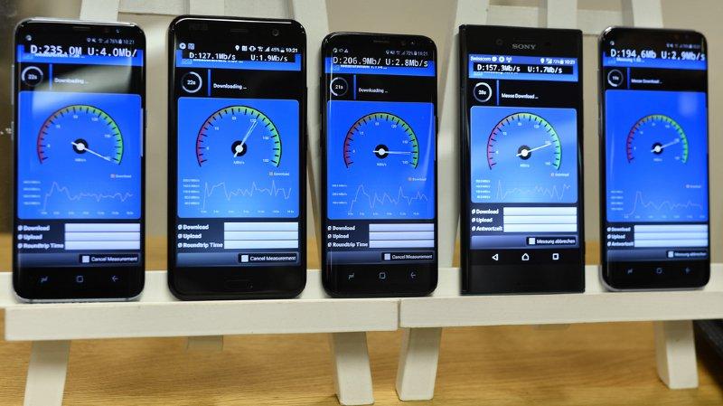 Télécommunications: Swisscom lance la 5G dès la fin 2018, toute la Suisse couverte dès 2020