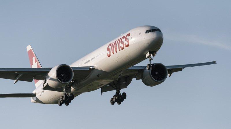 Un avion de Swiss reliant Zurich à New York contraint de faire demi-tour et de tourner dans les airs pendant 5 heures