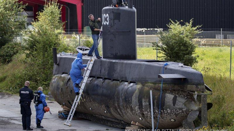 Danemark: Peter Madsen, accusé d'avoir tué puis démembré une journaliste dans son sous-marin, nie les faits