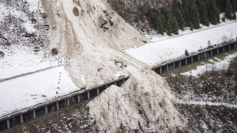 Les avalanches sont de plus en plus nombreuses et de plus en plus puissantes. La faute au réchauffement climatique.