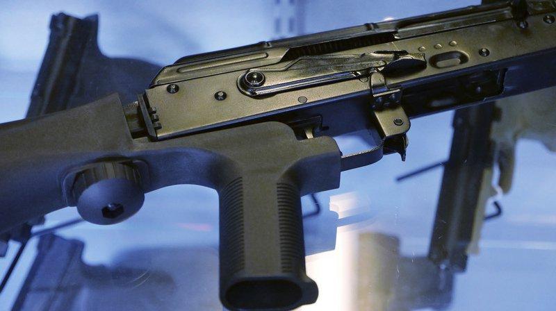 L'arrestation, en décembre dernier à Degersheim (SG), d'un trafiquant présumé d'armes se révèle faire partie d'une opération internationale de police.