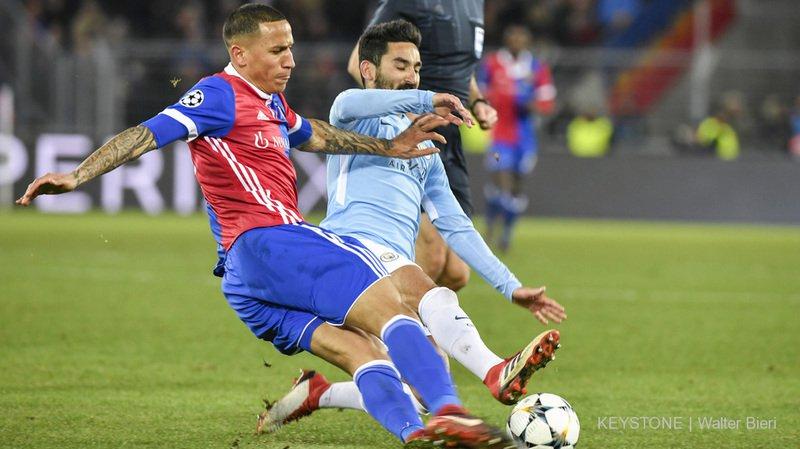 Ligue des champions: le FC Bâle ne croit pas au miracle face à Manchester City