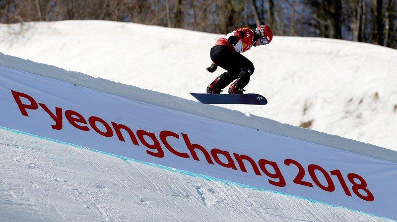 Snowboard: la Suissesse Simona Meiler quitte la compétition