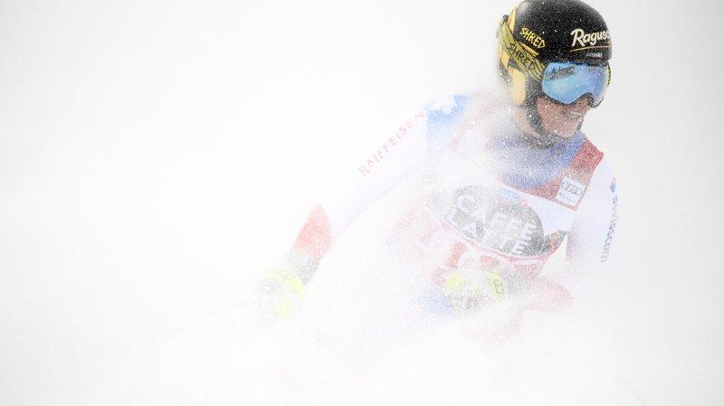 Ski alpin: Lara Gut renonce au géant des finales de la Coupe du monde à Are