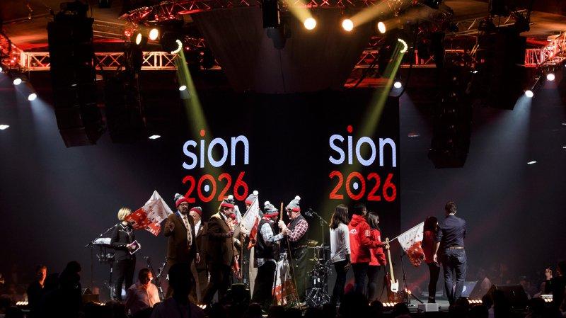 Sion 2026: le Conseil national veut que le peuple vote sur les JO d'hiver 2026